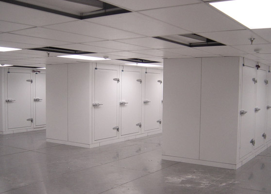 BioStore® Freezer Rooms