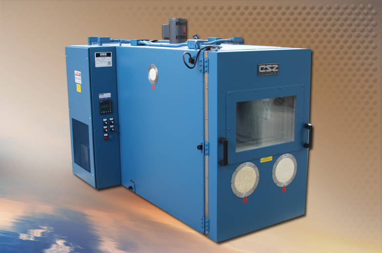 Tensile Test Chamber