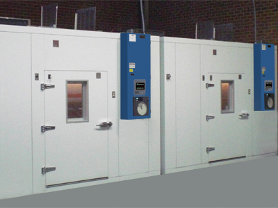 Stability Rooms And Environmental Rooms From Csz