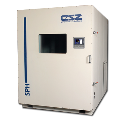 Solar Panel Test Chambers now providing up to 66% Energy Savings