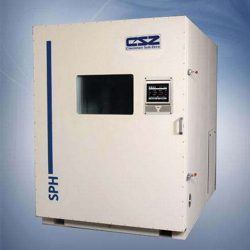 solar panel test chamber iec 61646 custom testing chambers from csz. Black Bedroom Furniture Sets. Home Design Ideas