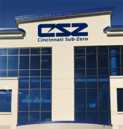 Contact information for Cincinnati Sub-Zero