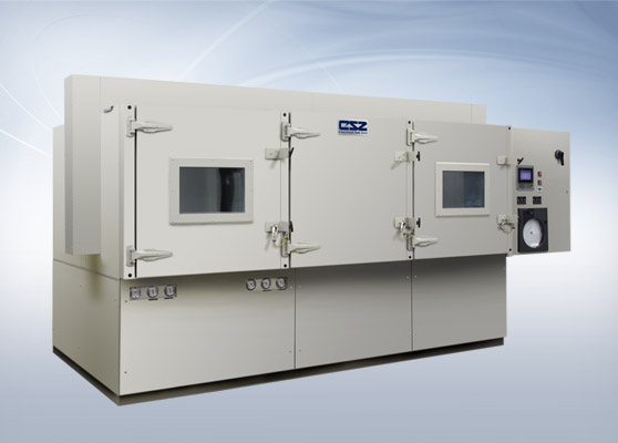 Double Duty Thermal Shock Chambers