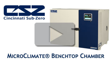 CSZ MicroClimate® Benchtop Test Chambers